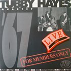 TUBBY HAYES For Members Only album cover