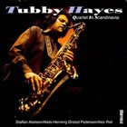 TUBBY HAYES In Scandanavia album cover