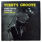 TUBBY HAYES Tubby's Groove album cover