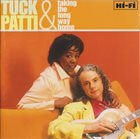 TUCK AND PATTI Taking the Long Way Home album cover