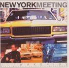 ULF WAKENIUS New York Meeting album cover