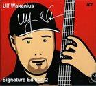 ULF WAKENIUS Signature Edition 2 album cover