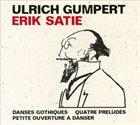 ULRICH GUMPERT Erik Satie album cover