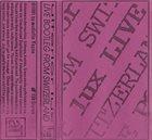 ULTERIOR LUX Live Bootleg From Switzerland album cover