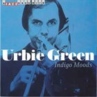 URBIE GREEN Indigo Moods album cover