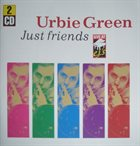 URBIE GREEN Just Friends album cover
