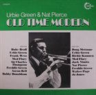 URBIE GREEN Urbie Green & Nat Pierce : Old Time Modern album cover
