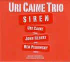 URI CAINE Siren album cover