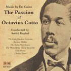 URI CAINE The Passion Of Octavius Catto album cover