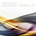 URI CAINE Uri Caine / Jenny Lin ‎: The Spirio Sessions album cover
