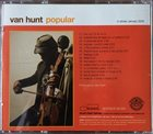 VAN HUNT Popular album cover