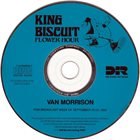 VAN MORRISON King Biscuit Flower Hour - September 18-24, 1989 album cover