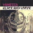 VANESSA Black And White album cover