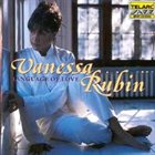 VANESSA RUBIN Language of Love album cover