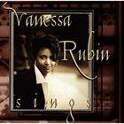 VANESSA RUBIN Vanessa Rubin Sings album cover