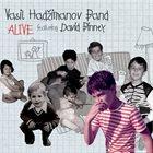 VASIL HADŽIMANOV Alive album cover