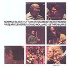 VASSAR CLEMENTS Norman Blake/Tut Taylor/Sam Bush/Butch Robins/Vassar Clements/David Holland/Jethro Burns album cover