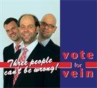 VEIN Vote For Vein album cover