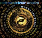 VICTOR WOOTEN Words and Tones album cover