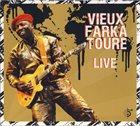 VIEUX FARKA TOURÉ Live album cover
