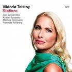 VIKTORIA TOLSTOY Stations album cover