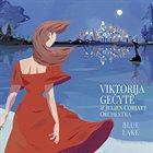 VIKTORIJA GEČYTE Viktorija Gečytė & Julien Coriatt Orchestra : Blue Lake album cover