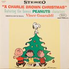 VINCE GUARALDI A Charlie Brown Christmas (TV soundtrack) album cover