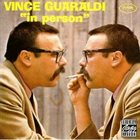 VINCE GUARALDI In Person album cover
