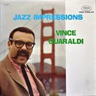 VINCE GUARALDI Jazz Impressions album cover