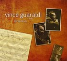 VINCE GUARALDI Live On The Air album cover