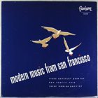 VINCE GUARALDI Modern Music From San Francisco album cover