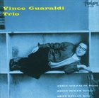 VINCE GUARALDI Vince Guaraldi Trio album cover