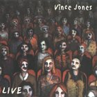 VINCE JONES Live album cover