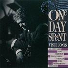 VINCE JONES One Day Spent album cover