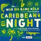 VINCE MENDOZA Caribbean Night album cover