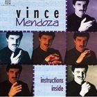 VINCE MENDOZA Instructions Inside album cover