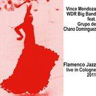 VINCE MENDOZA Live In Cologne album cover