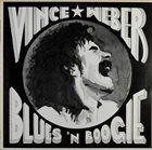 VINCE WEBER Blues 'n Boogie album cover