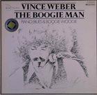 VINCE WEBER The Boogie Man album cover