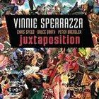 VINNIE SPERRAZZA Juxtaposition album cover