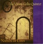 VINNY GOLIA Nation Of Laws album cover