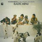 VOLKER KRIEGEL Elastic Menu album cover