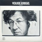 VOLKER KRIEGEL Journal album cover