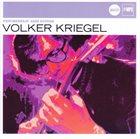 VOLKER KRIEGEL Psychedelic Jazz Guitar (1969-78) album cover