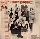 WALLY ROSE Honky Tonkin' album cover