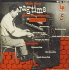 WALLY ROSE Ragtime Piano Masterpieces album cover