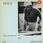 WALT DICKERSON Peace album cover