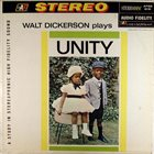 WALT DICKERSON Plays Unity album cover