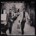 WALTER ZUBER ARMSTRONG Walter Zuber Armstrong / Steve Lacy : Duet (aka Alter Ego) album cover
