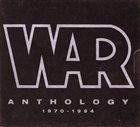WAR Anthology 1970 - 1994 album cover